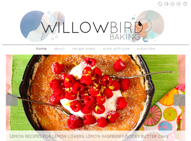 willow bird bakingthiet ke web
