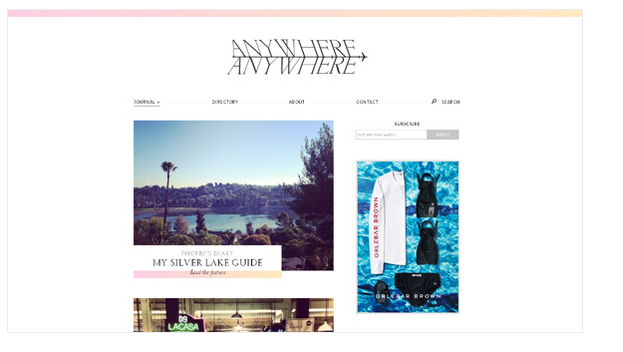 Anywhe-re Anywhe-re website du lich