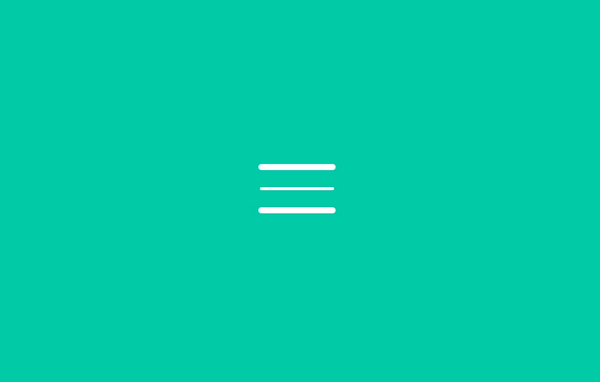 11 minimalistic hamburger icon thiet ke web