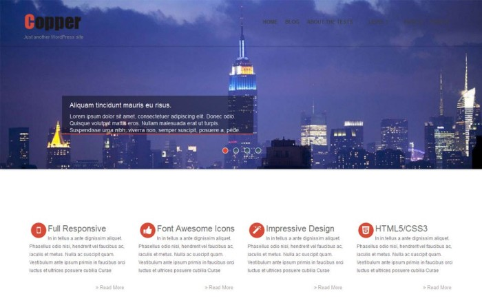 copper free portfolio wordpress theme e1419369425143 thiet ke web