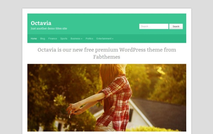 octavia free wordpress portfolio theme e1419453758339 thiet ke web