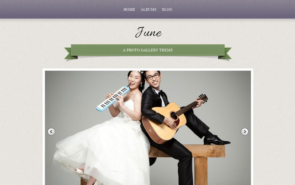 june free wordpress portfolio theme thiet ke web
