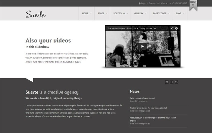 suerte free portfolio wordpress theme e1419455477967 thiet ke web