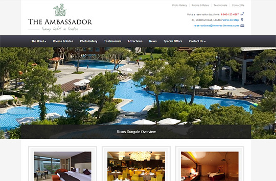 ambassador-wordpress-theme