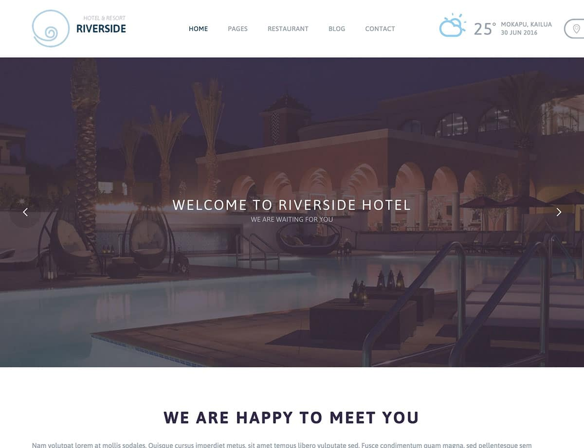 riverside-resort-wordpress-theme